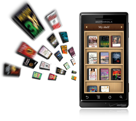 eBook Reader Apps for Android Phones