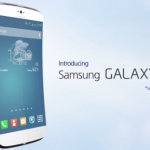 Curved Galaxy S5 Concept [Specs and Video]